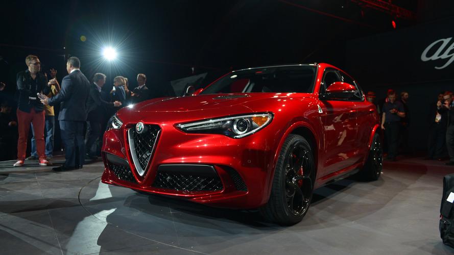 Alfa Romeo entra na onda SUV e revela o invocado Stelvio