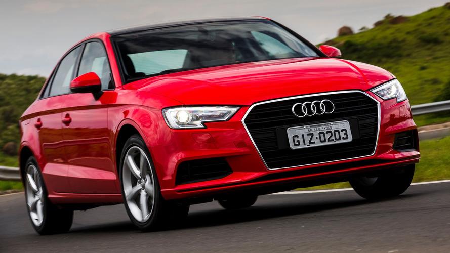 Audi A3 Sedan 2017 chega reestilizado ao Brasil - veja preços