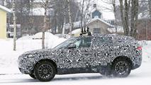 Range Rover Sport Coupe casus fotoğrafları