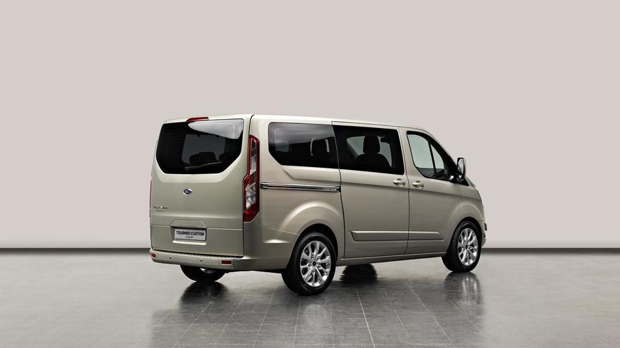 Next generation Ford Transit previewed in Geneva [video]