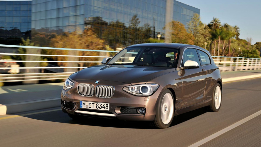 BMW 1-Series gains all-wheel drive, new entry-level engine