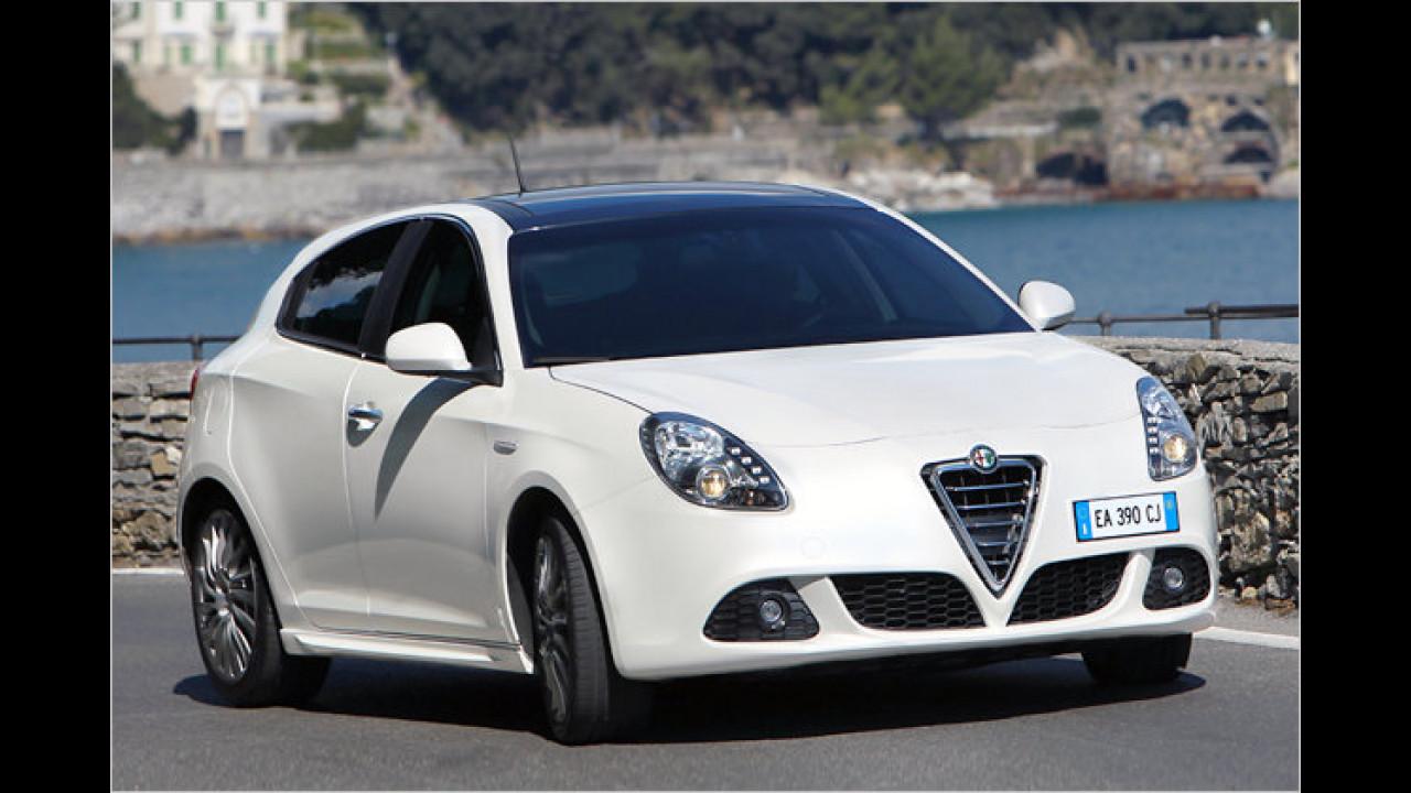 Alfa Romeo Giulietta 1.6 JTDM 16V