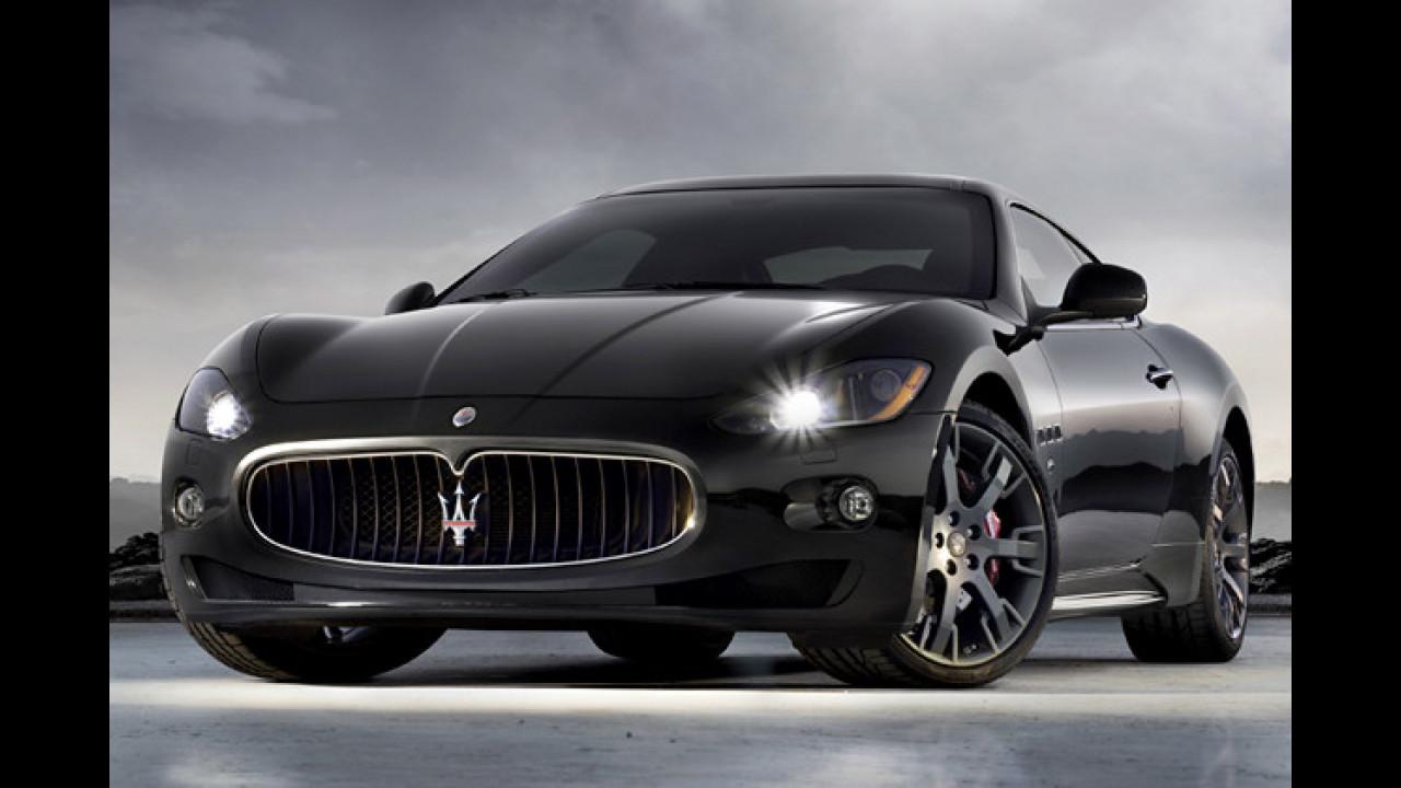 Stärkster Maserati
