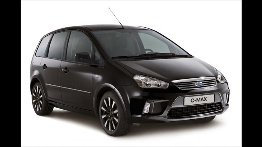Ford: Jetzt kommt auch der C-Max als Black-Magic-Edition