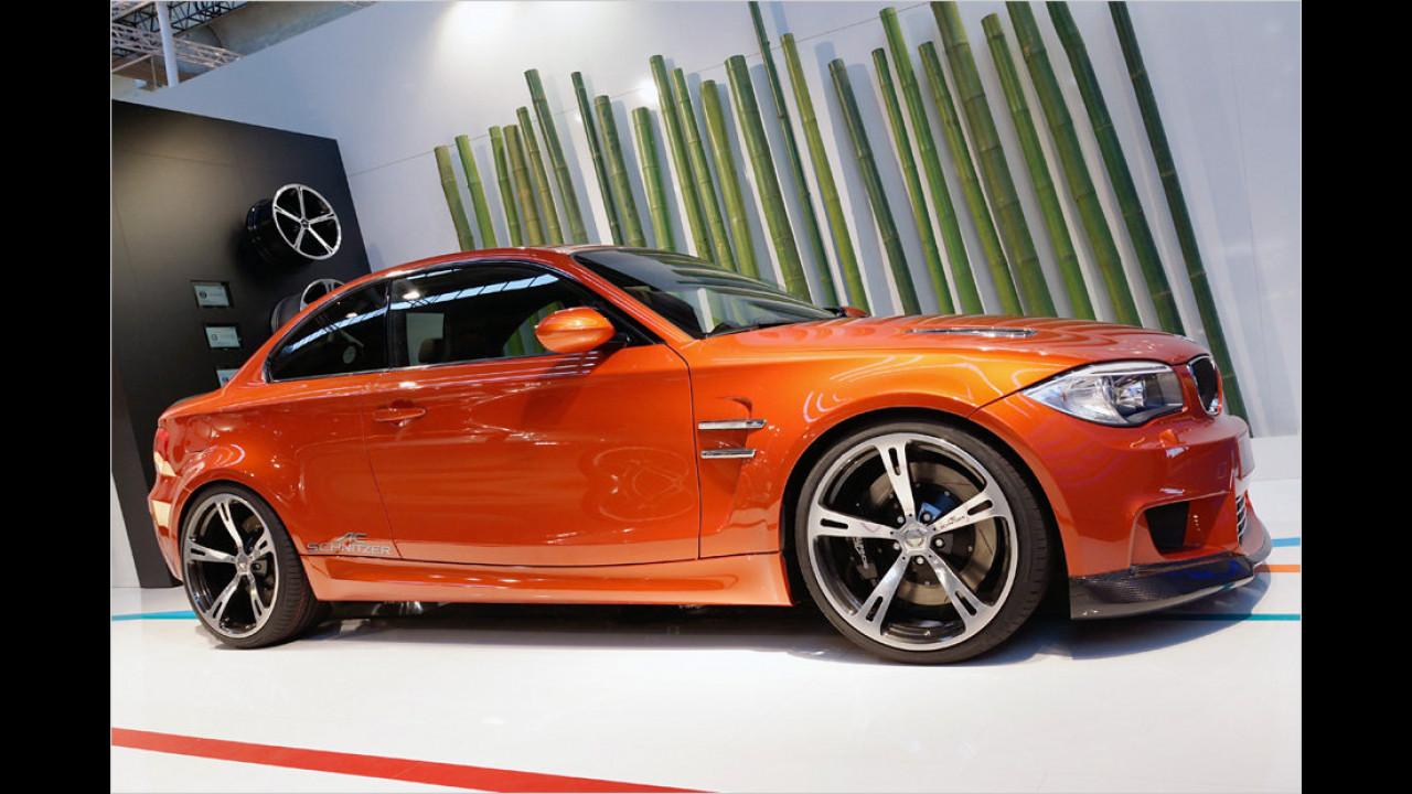 AC Schnitzer, BMW 1er M Coupé