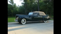 Lincoln Zephyr Continental Cabriolet