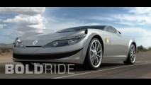 Renault New Alpine Concept