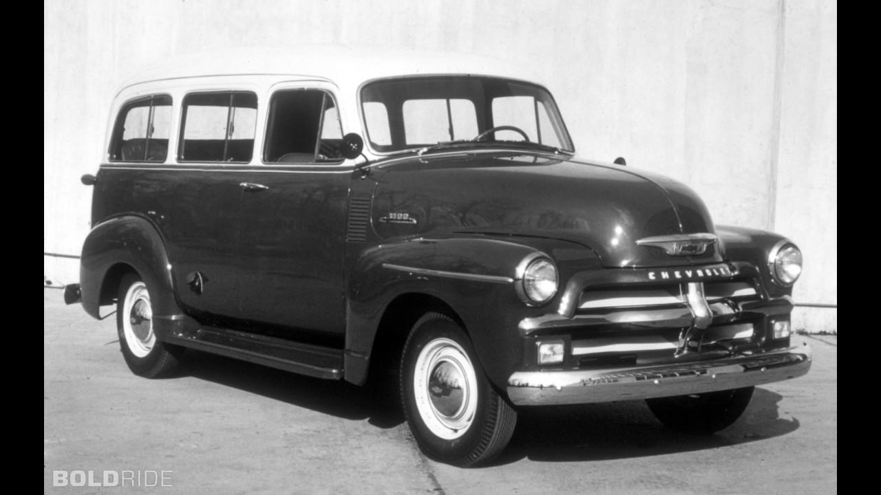 Chevrolet Suburban