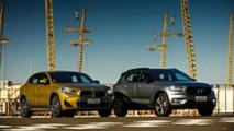 Comparativo BMW X2 x Volvo XC40