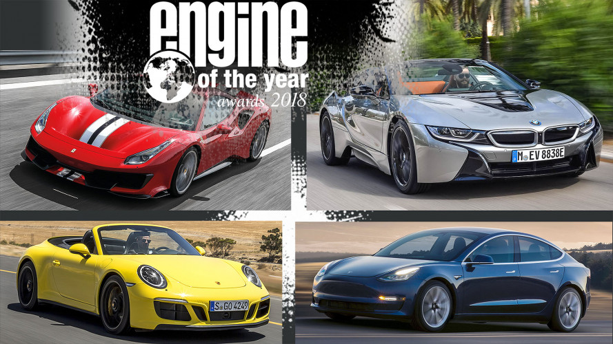 Engine of the Year 2018