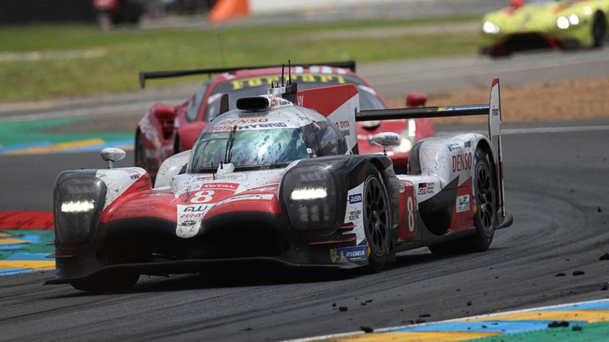 Winning Le Mans Without Audi/Porsche