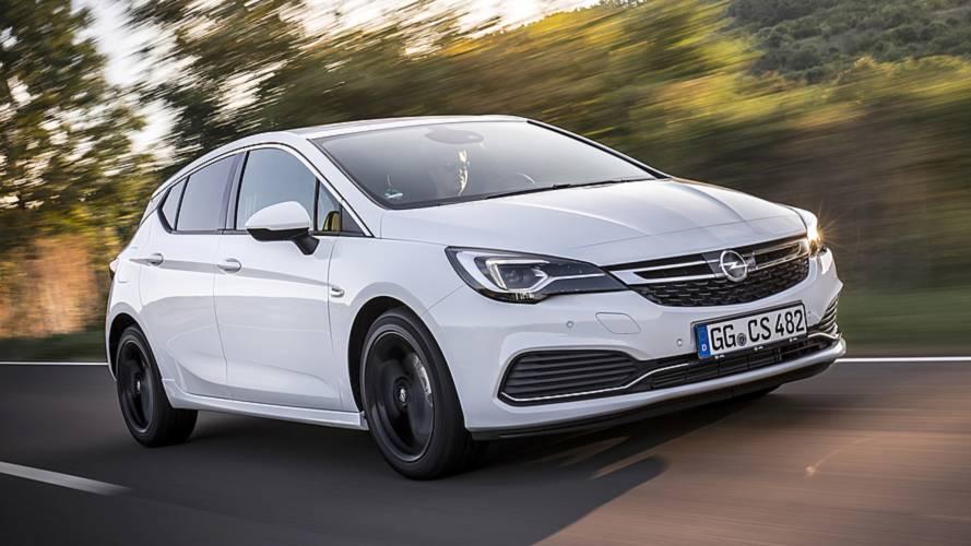 Opel Astra 1.6 BiTurbo Diesel mit 150 PS