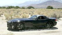 Mercedes SLC Test Mule