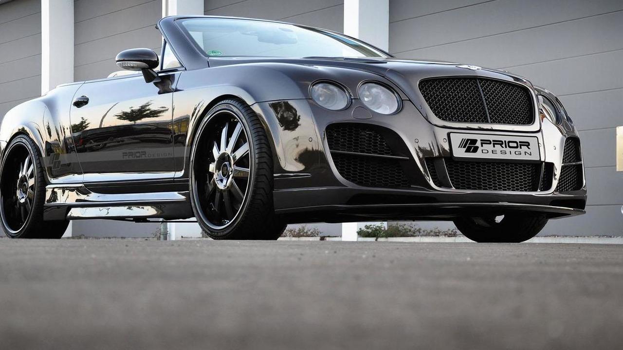 Bentley Continental GTC by Prior-Design - 20.5.2011