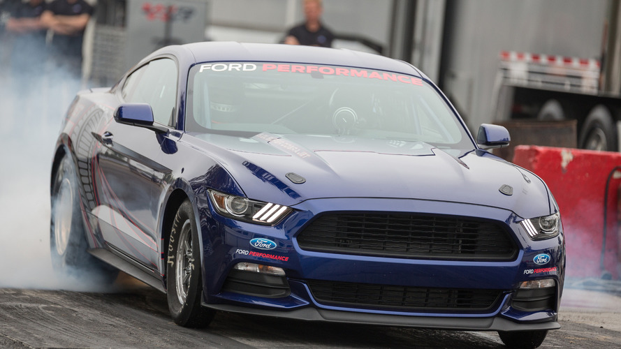 2016 Ford Mustang Cobra Jet goes official [videos]