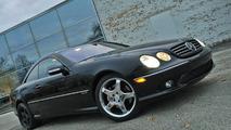 Mercedes-Benz CL600 by Speedriven