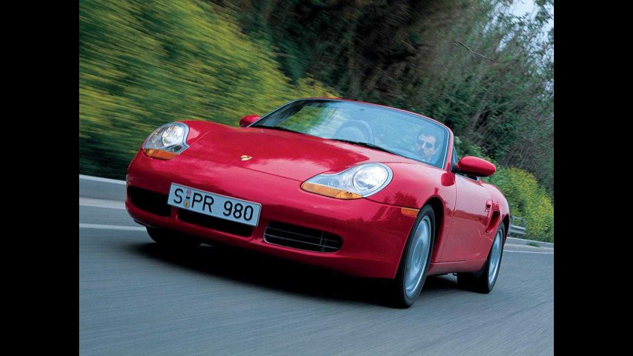 Porsche Boxster, storia ed evoluzione