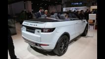 Land Rover al Salone di Ginevra 2016
