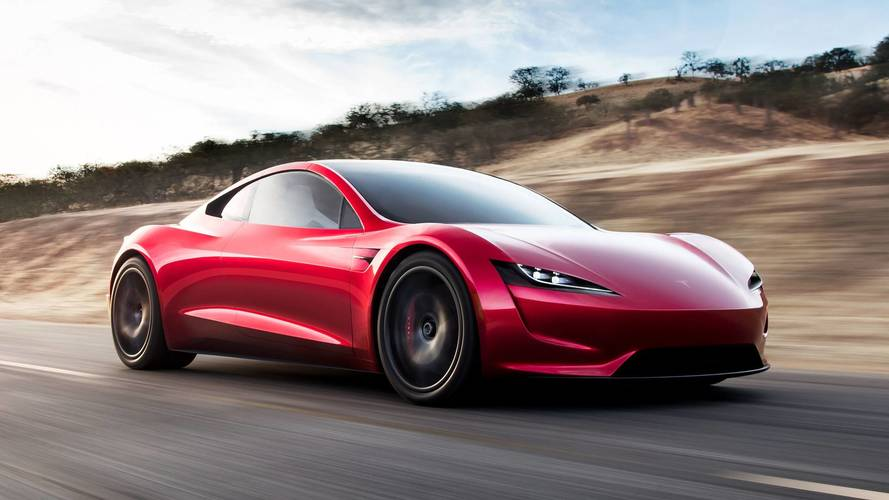 Tesla Roadster - 1,9 seconde de 0 à 96 km/h !