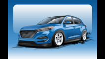 Hyundai Tucson by Bisimoto Engineering