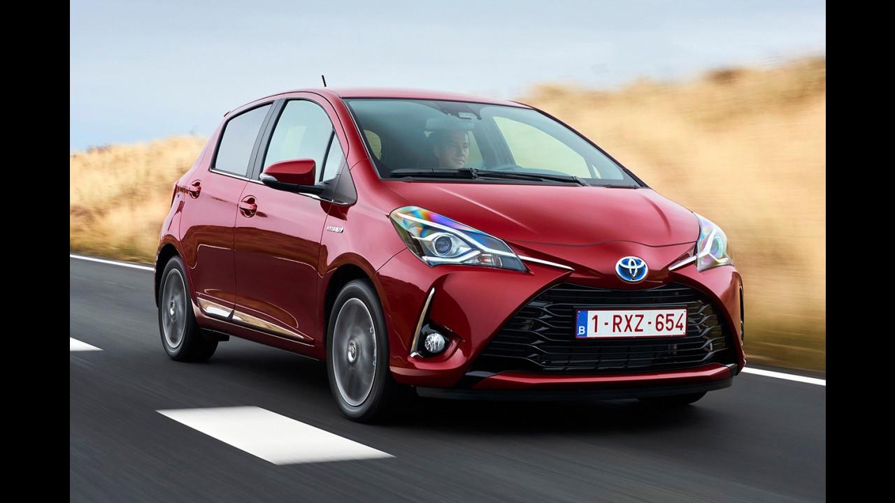 Toyota Hybrid al Motor1Days