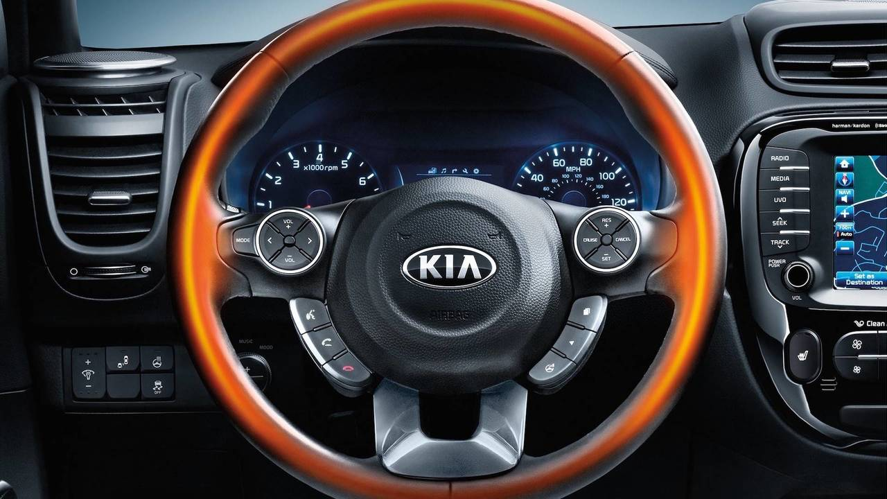 3. Heated Steering Wheel