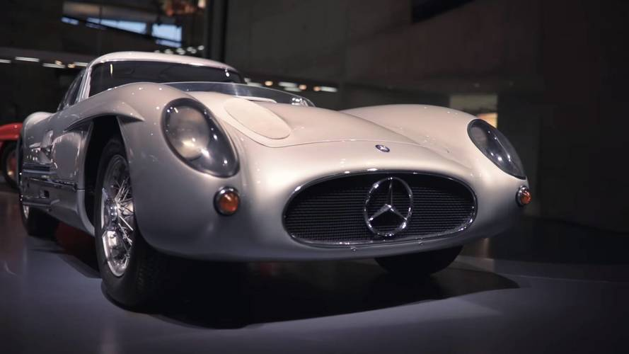 Mercedes Names Its Own Top 5 Luxury Cars