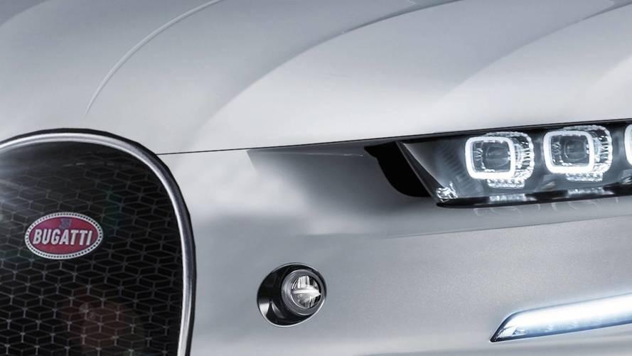 Bugatti SUV 2020 render