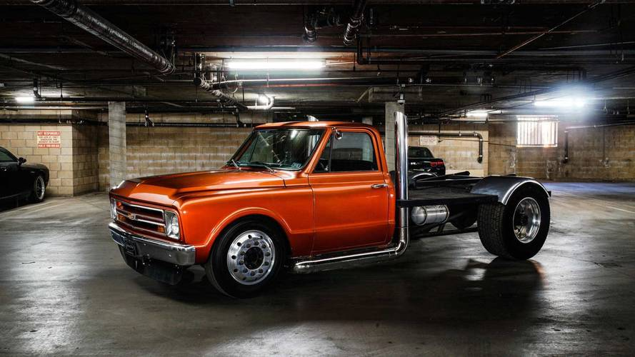 1967 Chevrolet C-10 Pickup From Fast And Furious