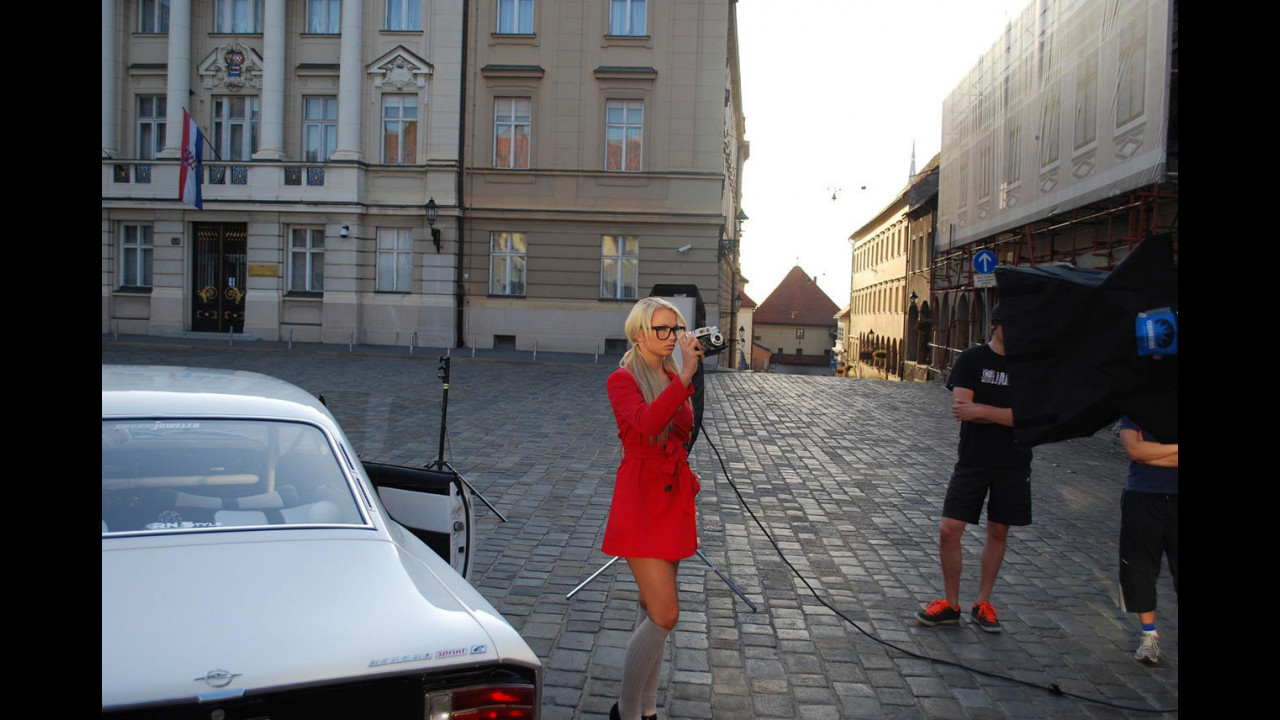Miss Tuning Calendar 2012 - Il back-stage