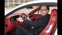 La nuova Bentley Continental GT con Jeffery Deaver