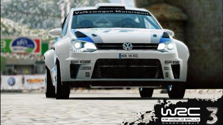 WRC 3, online la demo