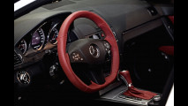 Mercedes C63 AMG Whitestorm Romeo Ferraris