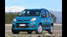 Fiat, la gamma a metano - Natural Power