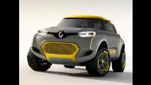Renault planeja SUV menor que o Duster para enfrentar VW Taigun e GM Adra