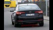 Segredo: veja como pode ser o visual do novo Hyundai Sonata