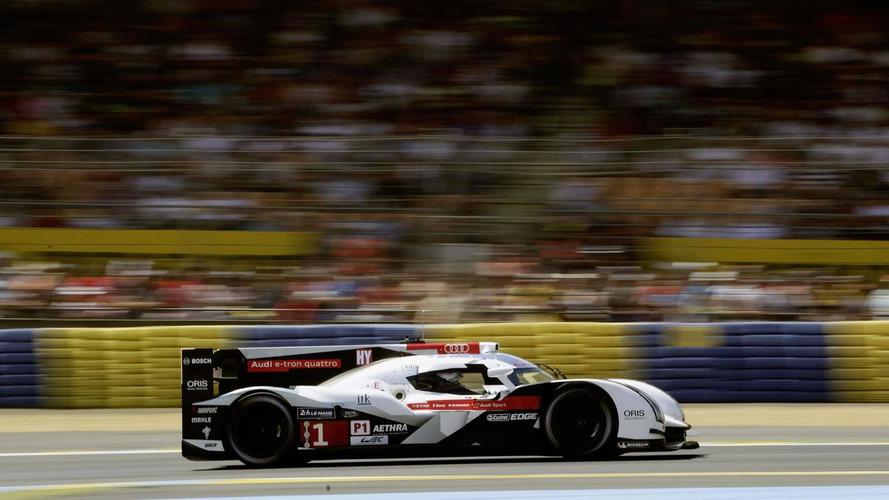 Audi still not eyeing F1 move