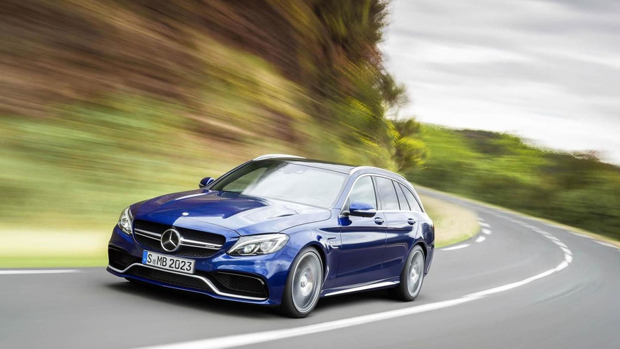 Mercedes-AMG C63 won't get optional all-wheel drive system, at least for now
