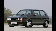 Volkswagen Golf R, foto storiche