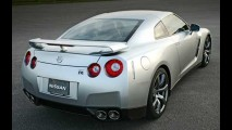 Nissan GT-R 2009 - Fotos oficiais da máquina V6 de 473 cavalos