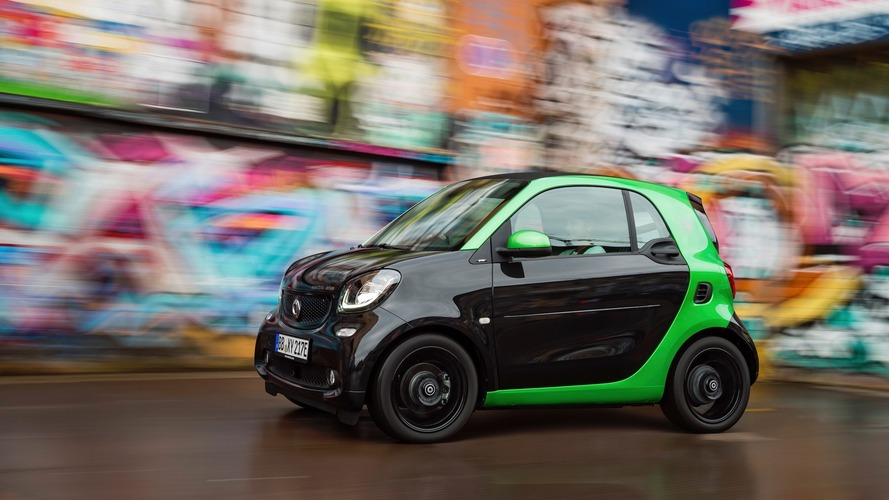 Smart done with gasoline cars in U.S.