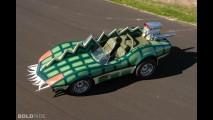 Death Race 2000 Corvette