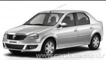 Novo Dacia Logan 2009 - Sedã ganha mudanças visuais e espaço interno maior