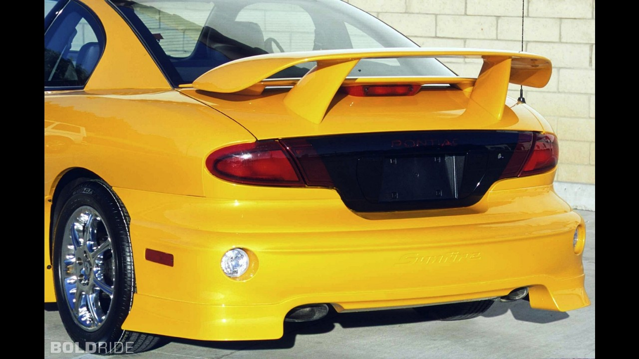 Pontiac Sunfire Accessorized
