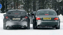 SPY PHOTOS: Jaguar XF Latest