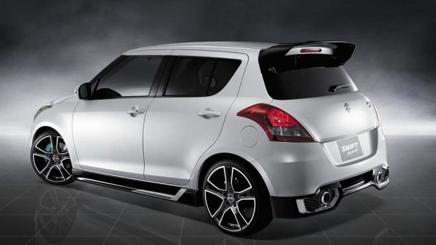 Suzuki Swift Sport concept to be showcased at AIMS
