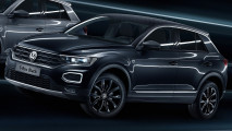 Volkswagen T-Roc Black e Cyber by Garage Italia Customs