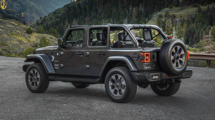 2018 Jeep Wrangler: First Drive photo