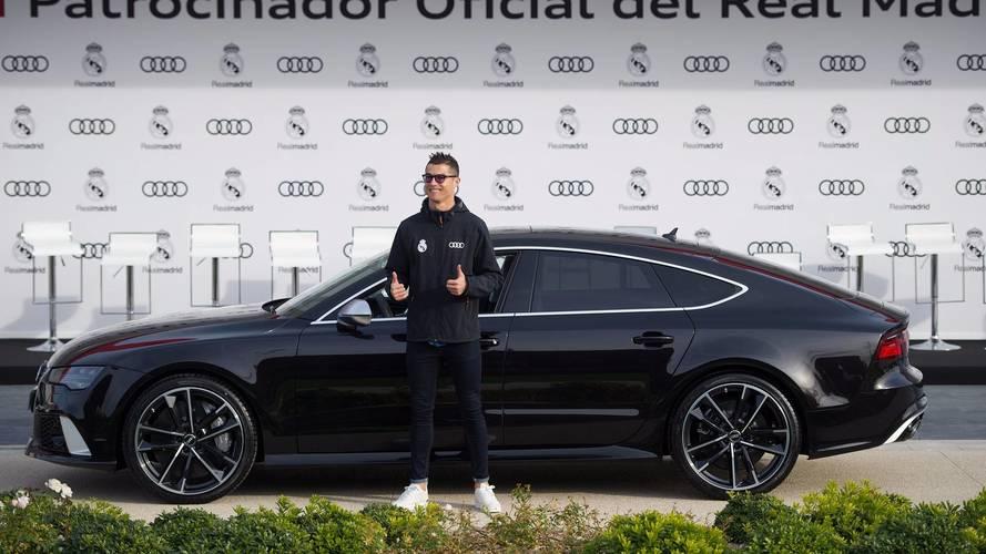 Audi joueurs du Real