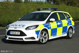 6 Wild Tuned Police Cars